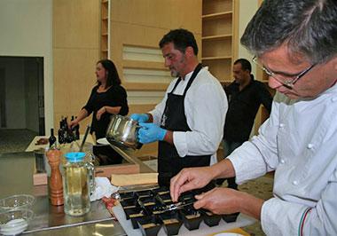 gli stage sono gratuiti e aperti a tutti saranno suddivisi in corsi amatoriali per gli appassionati di cucina e di tartufo e master professionali per